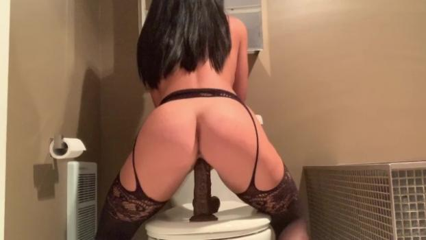 my first BBC destroys my pussy but makes me squirt so much