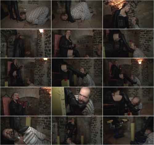 Syonera Von Styx - Lick My Leather Boots! [FullHD 1080P]
