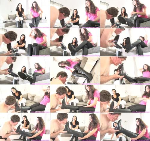 Dirty Riding Boots [FullHD 1080P]