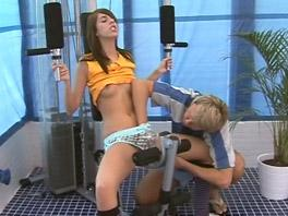 Tess is seduced by her gym teacher