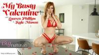 NFBusty   Lauren Phillips   My Busty Valentine
