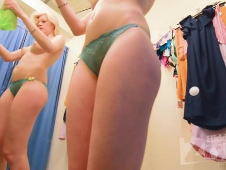 Sp2223# The girl continues fitting, and we continue to admire her young beautiful body. We can clear