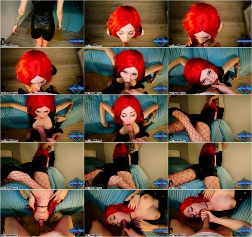 MyKinkyDope - Red Head Blojwob Full [FullHD 1080P]