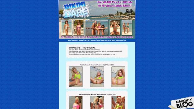 Bikini-Dare.com - SITERIP