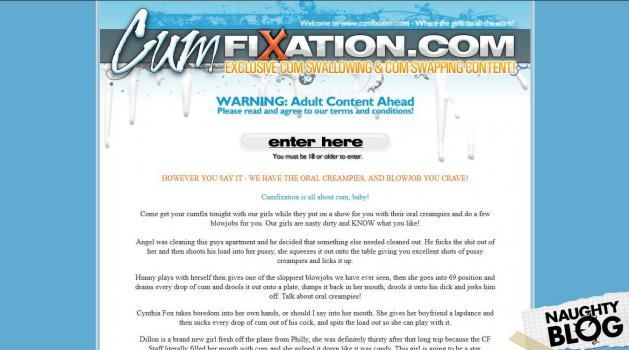 CumFixation.com - SITERIP