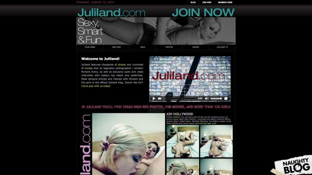 Juliland.com - SITERIP