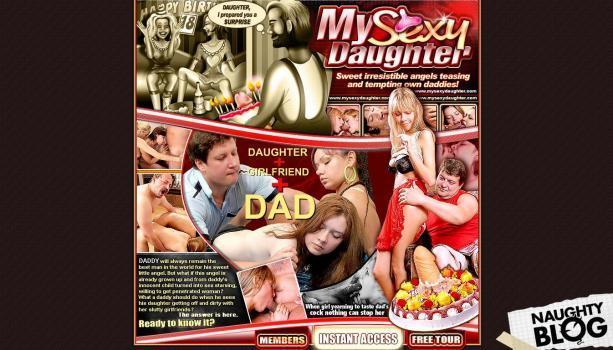 MySexyDaughter.com - SITERIP