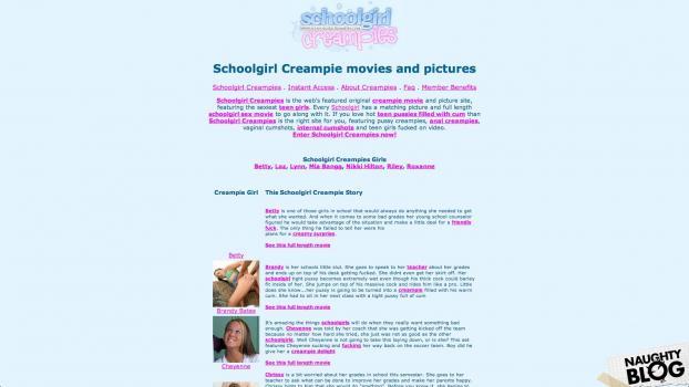 SchoolgirlCreampies.com - SITERIP