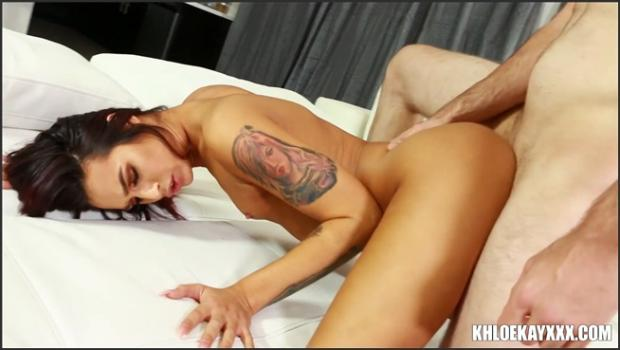 Khloe Kay Getting Dirty With Chris