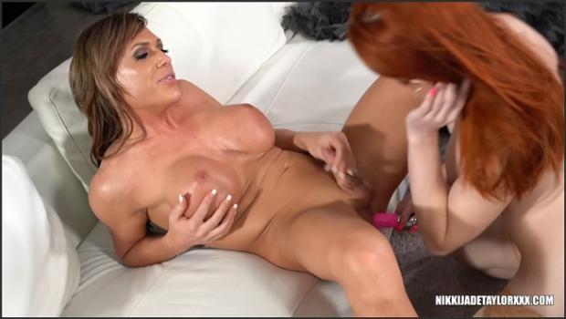 Nikki Jade Taylor & Rachael Belle BJ
