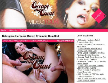 CreamMyCunt (SiteRip) Image Cover
