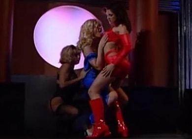 Stephanie Swift &  Morgan Fairlane &  Nicole London in Face Jam