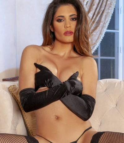 Penthouse - Paola Rey - Compelling Presence and Presents