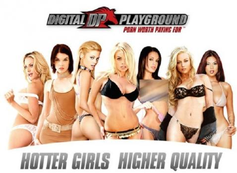 DigitalPlayground (SiteRip) Image Cover