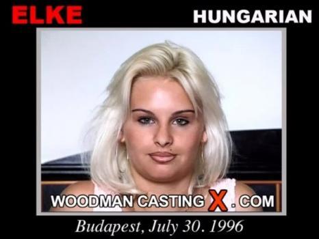 Elke casting X