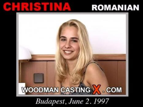 Christina casting X
