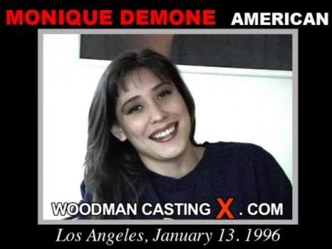 Monique Demone casting X