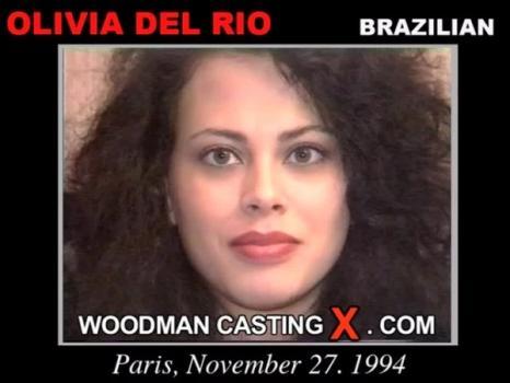Olivia Del Rio casting X
