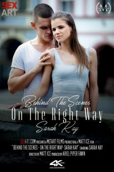 Behind The Scenes: On The Right Way — Sarah Kay
