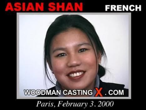 Asian Shan casting X