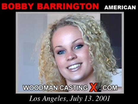 Bobby Barrington casting X