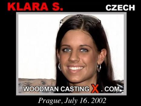 Klara s. casting X