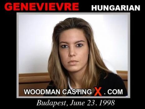 Genevievre casting X