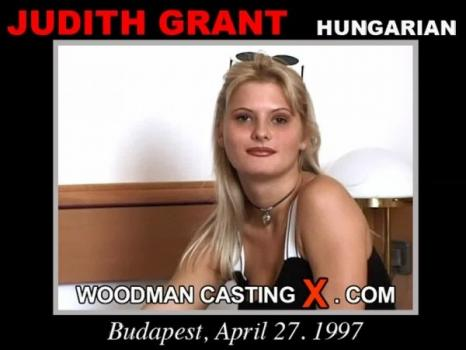 Judith Grant casting X