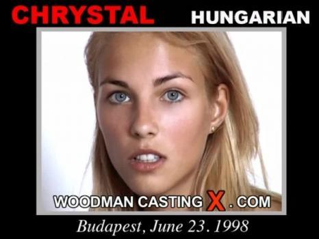 Chrystal casting X