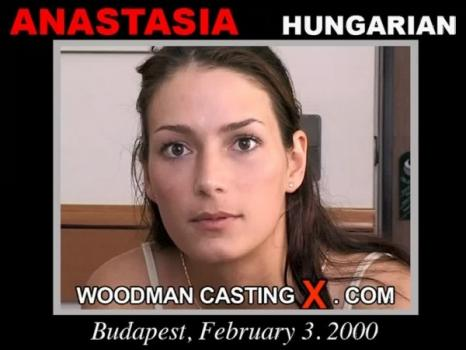 Anastasia casting X