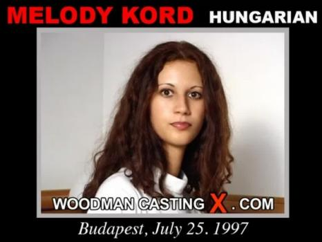 Melody Kord casting X