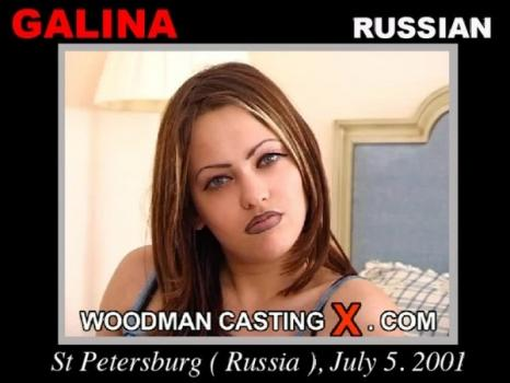 Galina casting X
