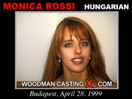 Monica Rossi casting X