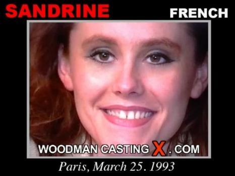 Sandrine casting X