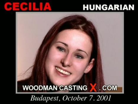Cecilia casting X