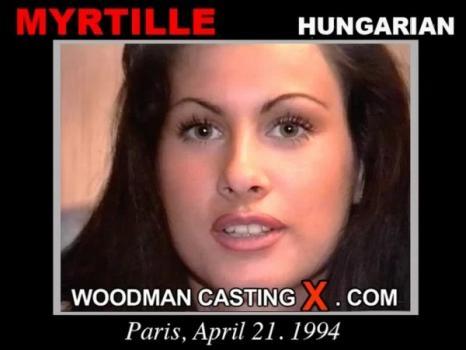 Myrtille casting X