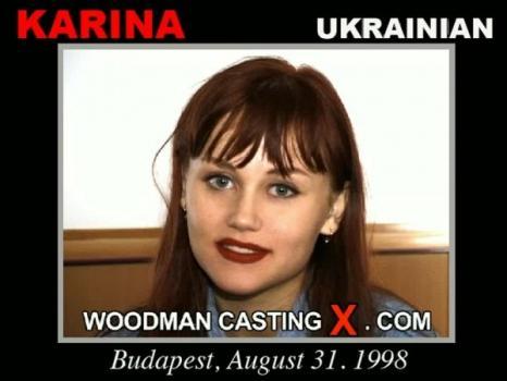 Karina casting X
