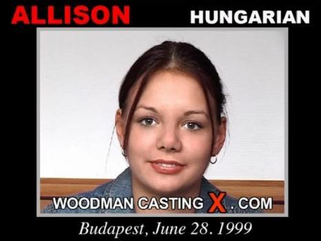 Allison casting X