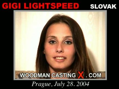 Gigi Lightspeed casting X