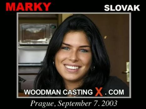 Marky casting X