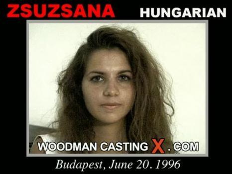 Zsuzsana casting X