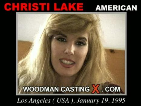 Christi Lake casting X