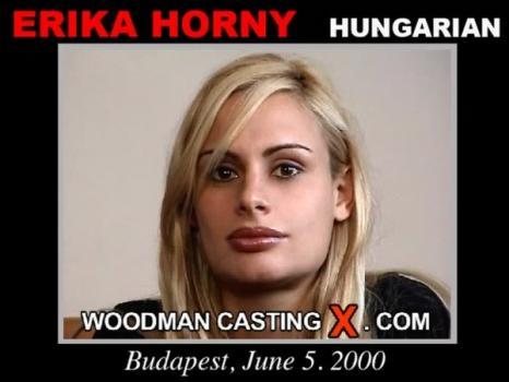 Erika Horny casting X