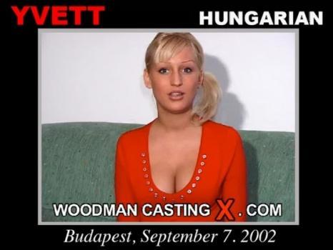 Yvett casting X