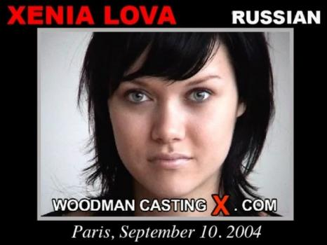Xenia Lova casting X