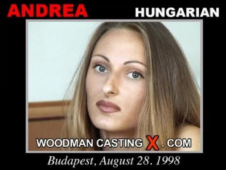 Andrea casting X