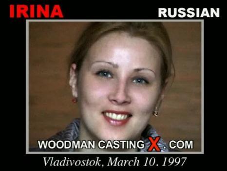 Irina casting X