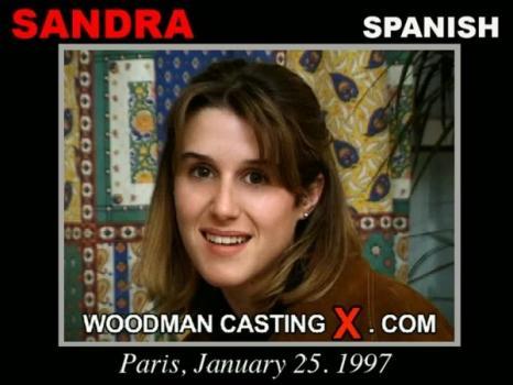 Sandra casting X