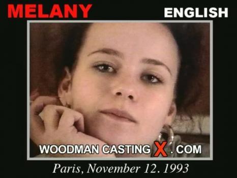 Melany casting X