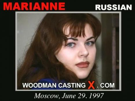 Marianne casting X